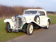 1935 Lagonda LG45 Tourer