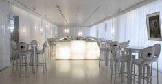 Sanderson hotel -  London best design projects