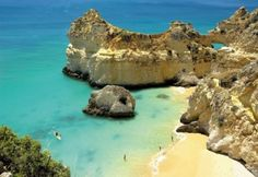 Alvor, Portugal - I'd quite happily live there, absolutely amazing with fantastic people, wonderful restaurants, perfect beaches and glorious sunshine - heaven!