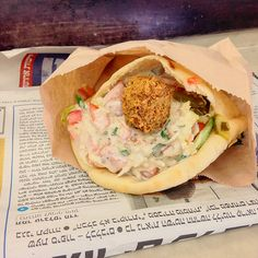 Gluten Free Travel - Tel Aviv Gluten Free FALAFEL!