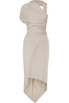 Gorgeous drape dress from Michelle Mason Drape Dress #topfashion #kathyna257892 #DrapeDress #Drape  #Dresses #summerdress www.2dayslook.com