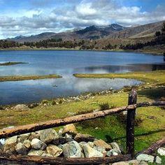Si se encuentra en el estado #Mérida no puedes dejar de visitar la Laguna Mucubají #Venezuela
