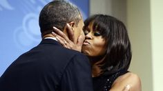 Obama Calls First Lady's Bangs 'Most Significant' Event of Inaugural Weekend