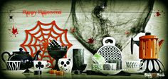 Trick or treat from Simply ღ Nordic - Arabia - Finel - Cathrineholm - Gustavsberg - Scandinavian designs