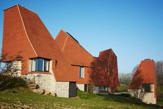 Caring Wood, by Macdonald Wright Architects