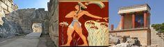 Arte Egea  - Arte minoica ed arte micenea - Arte antica