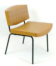 """Chaise """"Conseil"""" de Pierre Guariche pour Meurop, 1961"""
