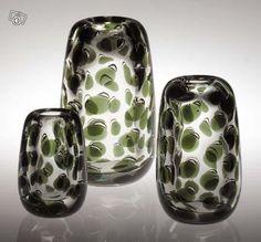 Pantteri vases by Saara Hopea