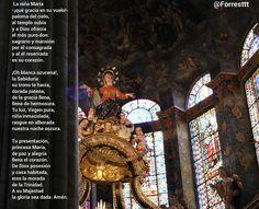Hoy celebramos la presentación de la Virgen María en el templo Aquí un himno de la Liturgia de las horas (lectio divina) de hoy por  esta celebración https://twitter.com/Forresttt/status/667966157392080896