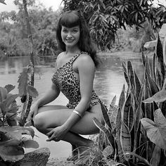 Irving Klaw/Bunny Yeager Photographs of Bettie Page #1950s #irvingklaw #bunnyyeager #bettiepage #sexsymbol #erotic #eroticphotography #photography #blackandwhitephotography #pinup #stripper #dancer #pinupqueen #glamourgirl