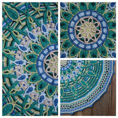 This mandala is worked in overlay crochet technique. This technique is deeply rooted in cable and Aran crochet. Overlay crochet created a symmetric textured design. Crochet Classes, Learn To Crochet, Crochet Projects, Crochet Doilies, Crochet Stitches, Crochet Patterns, Catania, Chain Stitch, Overlays