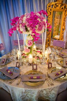 Get married, have a baby, so I can throw a party!!! / wedding tables