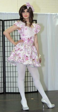 It's fun to dress like a sissy! http://amarriedsissy.blogspot.com