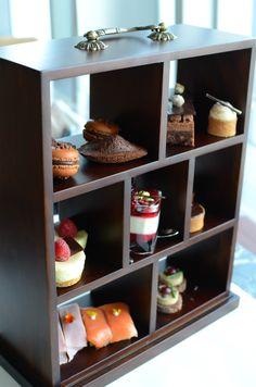 Afternoon Tea @ Chocolate Library The Ritz-Carlton Hong Kong