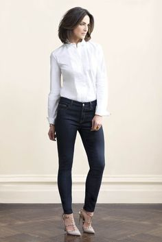 Jeans from Seven For All Mankind's new sub-brand, Jen7. [Courtesy Photo]