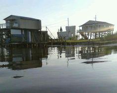 Irish bayou....east New Orleans