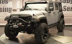 earthcustomjeeps_2015 Jeep Wrangler Unlimited 24S EARTH KEVLAR CUSTOMS