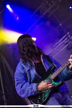 Fotorreportagem Yawning Man @ Reverence Valada, 09/09/16 - Parque das Merendas, Valada - World Of Metal