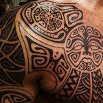 ethnic patterns   Ethnic Polynesian Tattoo Designs Creative Fan