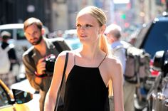 Hanne Gaby Odiele #streetstyle #hannegabyodiele photo by #stefanocoletti #thestreetfashion5xpro stefano coletti photographer