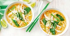 Take a few shortcuts to make this speedy chicken and corn soup.