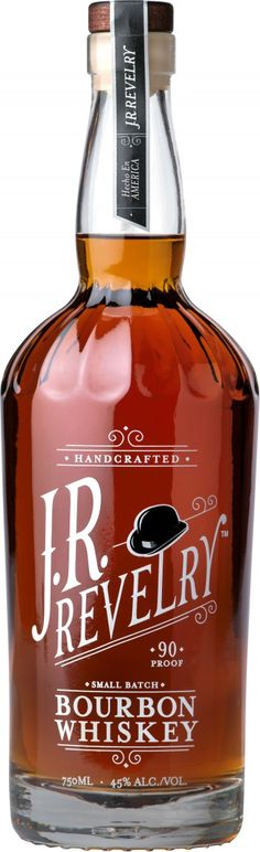 J.R. Revelry Small Batch Bourbon Whiskey