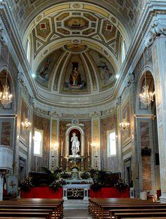 Chiesa di S. Bartolomeo interni della Chiesa #marcafermana #campofilone #fermo #marche