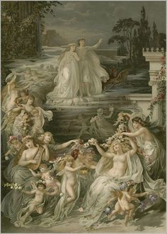 Midsummer night's dream - John Hoppner