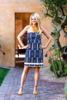 Jillian Dress | Tops for Women from Ava Rose Designs