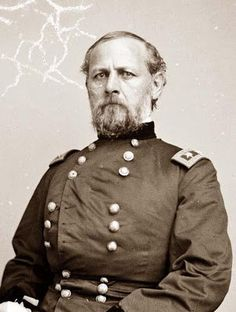 The Union Army's Department of Kansas was created on November 9th 1861 with Brigadier General David Hunter as the commander.