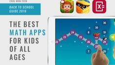 14 of the best math apps for kids of all ages: Back to School tech guide