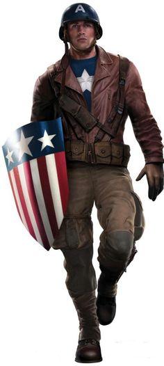Captain America: Steven Grant Rogers