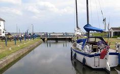 Heybridge Basin - a great day out on the edge of the river Blackwater