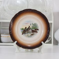 Antique Wall Hanging Plate Decorative Plate Wall by CozyTraditions & 1970\u0027s Copper Wall Art Wall Hanging Decorative Plate: Vintage ...