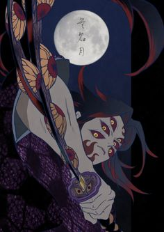 Demon Art, Anime Demon, Manga Anime, Anime Art, Anime Fantasy, Fantasy World, Fantasy Art, Demon Slayer, Slayer Anime