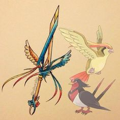 Tagged with , Awesome; Pokemon as RPG Weapons PART 1 Pokemon Real, Pokemon Pins, Pokemon Memes, Pokemon Fan Art, Cool Pokemon, Pokemon Fusion, Pokemon Stuff, Anime Weapons, Fantasy Weapons