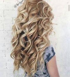 Great Curly Hairstyle for You to Copy | Hairstyles Trending