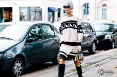 Linda Tol | Milan Fashion Week SS15