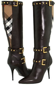 b6955c4dca9 Shop Women s Burberry Boots on Lyst. Track over 1639 Burberry Boots for  stock and sale updates.