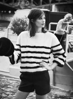 Vogue Austrália Fevereiro 2014 | Drake Burnette por Will Davidson  [Editorial]