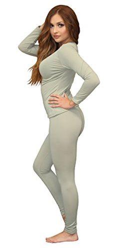 29d5cd4ac734d9 25 Best Women's Thermal Underwear Set images in 2016 | Long johns ...