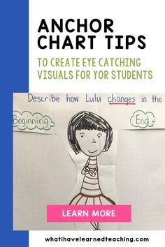I see so many amazing anchor charts in elementary classrooms. Anchor charts are an awesome resource when used well. What can you do to create great anchor charts for your classroom? Here are some tips to create eye-catching visuals for your elementary students. Classroom Routines, Classroom Procedures, Classroom Jobs, Classroom Activities, Classroom Management, Classroom Decor, Teaching Second Grade, First Grade Teachers, New Teachers