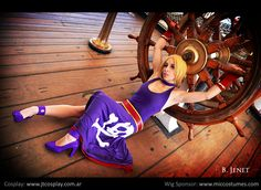 B. Jenet Cosplay 06 by Bastetsama-Cosplay on DeviantArt