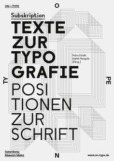 Texte zur Typografie