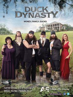 LOVE Duck Dynasty!!!