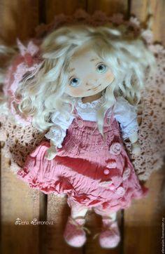 Коллекционные куклы ручной работы. Неженка. Елена Симонова. Интернет-магазин…