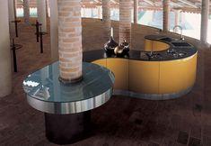 Luxusné Oblé kuchyne ASTER House Design, Studio, Places, Tech, Inspiration, Inspired, Dominatrix, Biblical Inspiration, Studios
