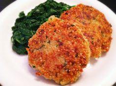 Tupelo Honey: Tasty Tuesday--Herb Quinoa Cakes