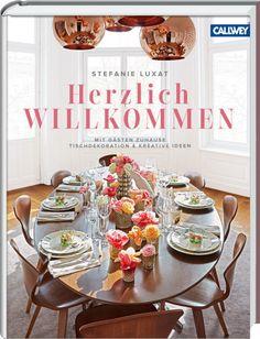 """""""Herzlich Willkommen"""" von Stefanie Luxat"""