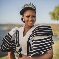South African Traditional Dresses, African Traditional Wedding, African Wedding Theme, African Weddings, Xhosa Attire, Classy Wear, African Fashion, Plus Size Outfits, My Style